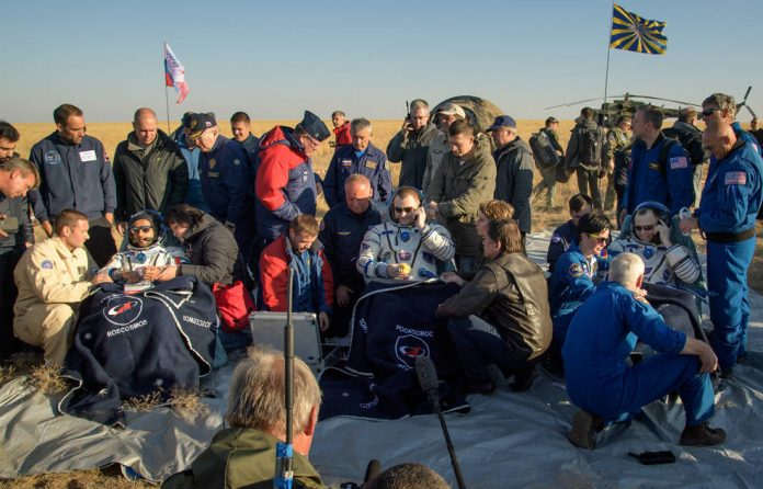 NASA Astronaut Nick Hague, Crewmates Return Safely from International Space Station