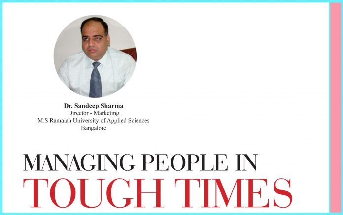 Managing people in tough times