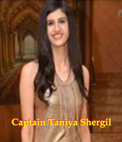 Taniya Shergil