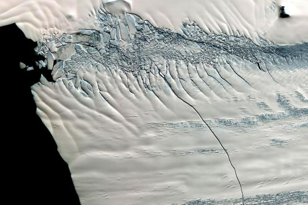Antarctica's biggest glacier still losing ice