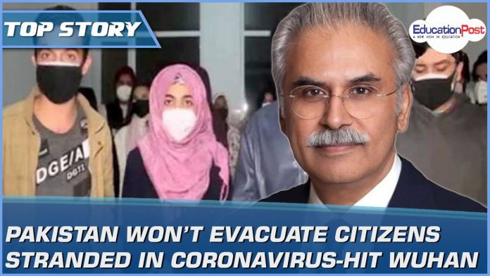 Pakistan cannot treat coronavirus