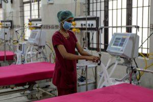 COVID-19 Health Staff Attacked