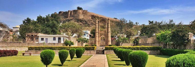 Chanderi - Badal mahal gate