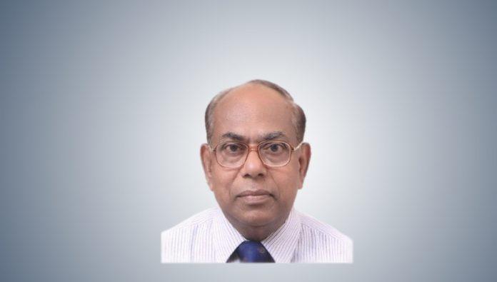 Dr B B Das