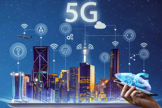 Technological Revolution in Electronics Industry with 5G Devices