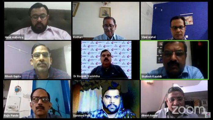 Dr. Roopak AMHSSC CEO