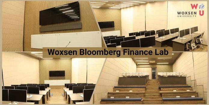 BLOOMBERG FINANCE LAB