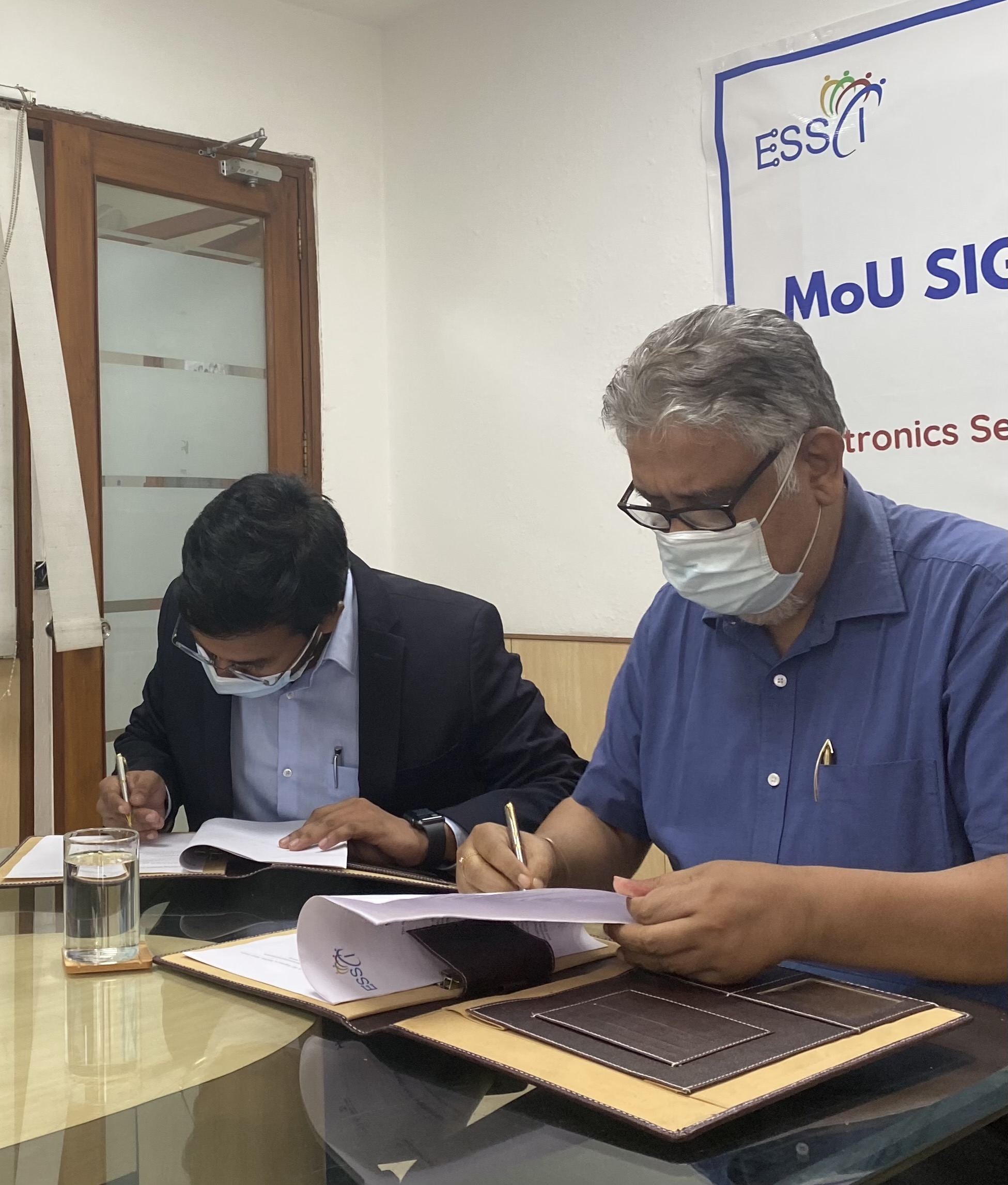 ESSCI signs MoU with IG Drones