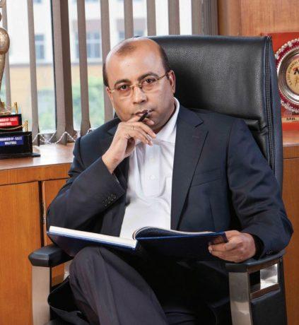 Prof. Samit Ray Chancellor, Adamas University, Kolkata